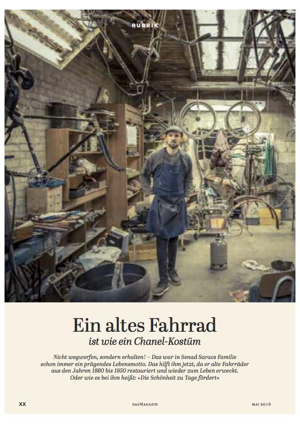 Le Velo_Das Magazin